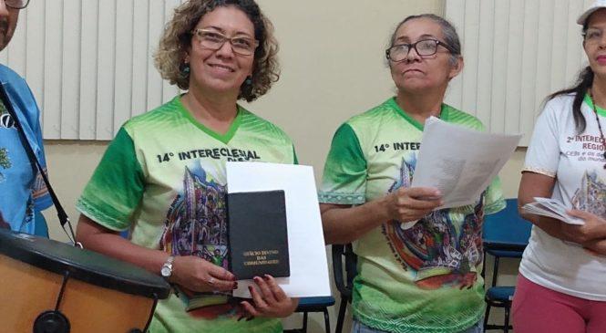"""Vem ai o II Encontro da Região Amazônica o II Nortão das CEBs, com o Tema: """"Espiritualidade das CEBs na Amazônia"""" e o Lema: """"Por causa da tua Palavra"""" (Lc 5,5),"""