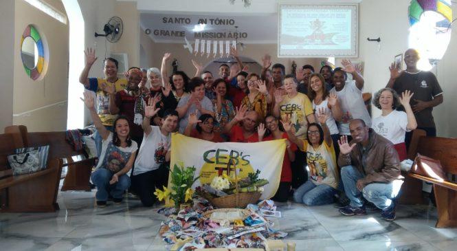 CEBs da Arquidiocese de Juiz de Fora celebram a Santíssima Trindade