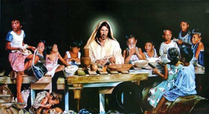 Celebrar o corpo de Cristo. Marcelo Barros.
