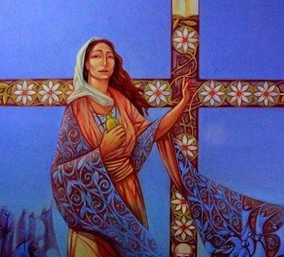 Maria Madalena, empoderamento do feminino na visão do Papa Francisco. Pe Cristiano Bento dos Santos.