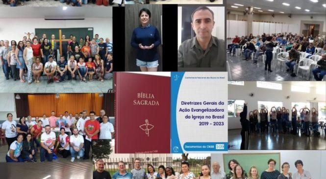 CEBs – Percorremos as Regiões Pastorais da Arquidiocese de Maringá. Lucimar Moreira