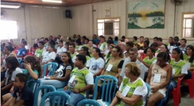 CEBs da Arquidiocese de Mariana realiza encontro.