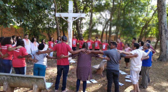 CEBs promovem retiro espiritual em Várzea Grande (MT)