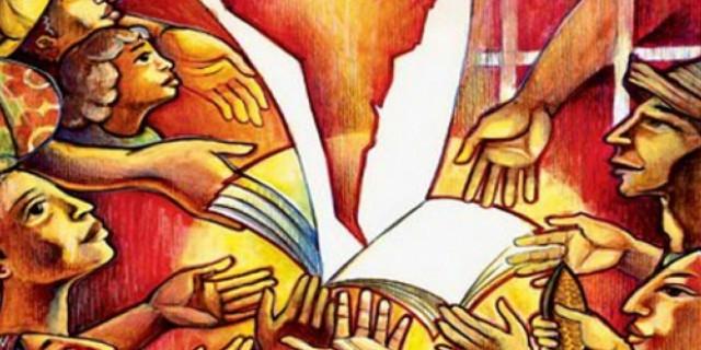 A Igreja que nasce de Jesus e do Espírito Santo (Reino-Igreja-Mundo 4). Agenor Brighenti