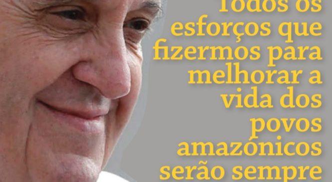 40 DIAS PELO RIO: NAVEGANDO JUNTOS A BOA NOVA DE DEUS A CAMINHO DO SINODO AMAZÔNICO. DIA 17 de NAVEGAÇÃO