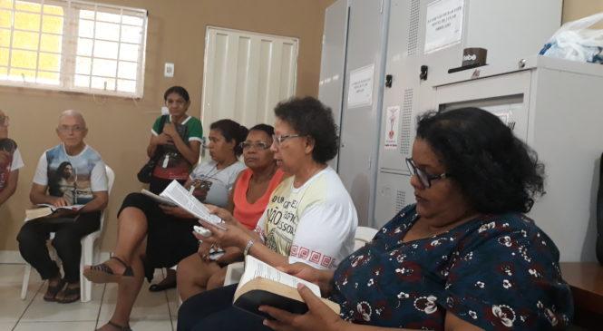 CEBs/arquidiocese Cuiabá mantêm diálogo com movimentos e se preparam para Interdiocesano