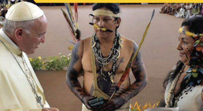 40 DIAS PELO RIO: NAVEGANDO JUNTOS A BOA NOVA DE DEUS A CAMINHO DO SINODO AMAZÔNICO. DIA 20 de NAVEGAÇÃO