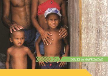 40 DIAS PELO RIO: NAVEGANDO JUNTOS A BOA NOVA DE DEUS A CAMINHO DO SINODO AMAZÔNICO DIA 22 de NAVEGAÇÃO