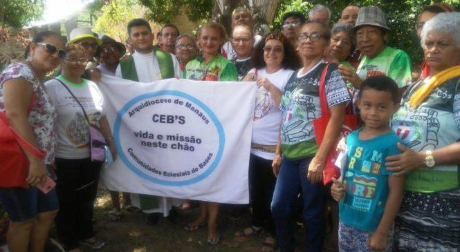 CEBs Manaus realiza encontro de formação na Área Missionária Nossa Senhora Aparecida (AMNSA), no distrito do Cacau Pirêra.