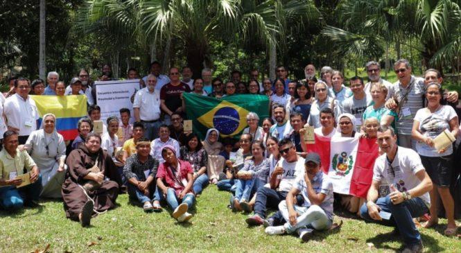 Promover uma pastoral transfronteiriça, que rompe muros e edifica o Reino na Amazônia.