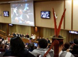 """12ª Congregação do Sínodo: """"Uma Igreja chamada a ouvir e denunciar o grito do povo amazônico crucificado e da terra"""""""