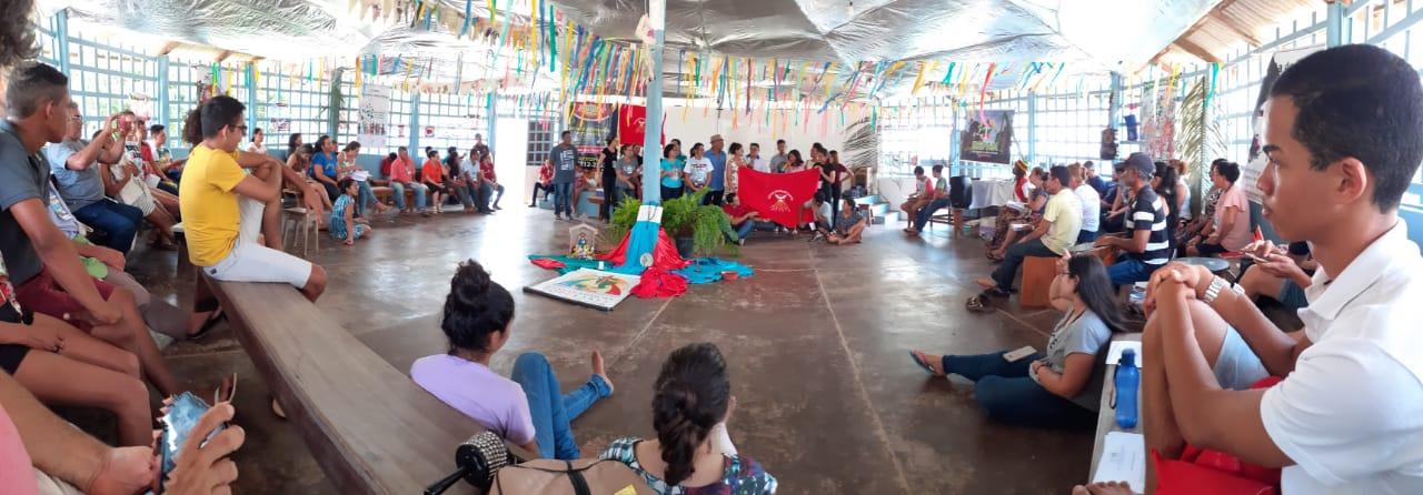 Paróquia da Prelazia do Xingu/PA realiza retiro preparatório para Santas Missões Populares