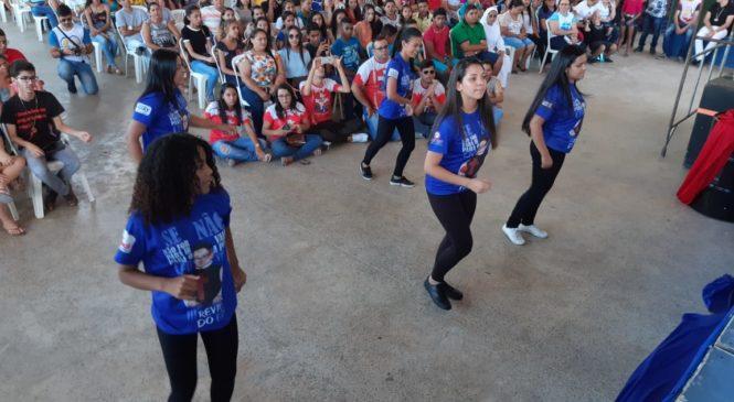 Milhares de jovens participam do DNJ em Iguatu (CE)