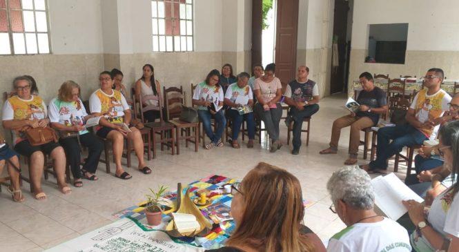 Encontro das CEBs Diocese de Nazaré/PE.  Políticas Públicas e o Sínodo da Amazônia.