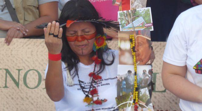 Sínodo da Amazônia (V) NOVOS CAMINHOS DE CONVERSÃO CULTURAL Uma Igreja aliada dos povos indígenas e autóctone. Agenor Brighenti