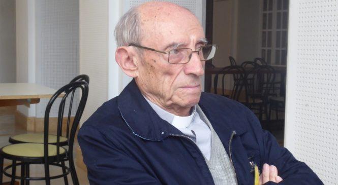 """""""Os missionários estão sempre atrasados, o Espírito chegou antes"""", afirma Victor Codina, S.J."""
