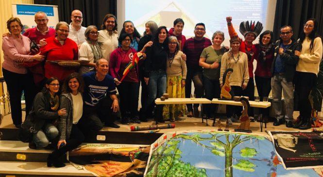 A Equipe Itinerante percorre Espanha mostrando a vida, clamores e esperanças da Amazônia. Luis Miguel Modino.