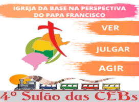 Assessores do 4° Sulão das CEBs. Igreja da Base na Perspectiva do Papa Francisco.