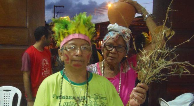 Missa quilombola anima quilombo urbano em São Luís (MA)