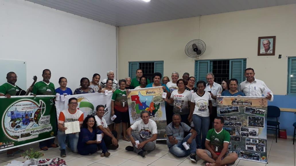 CEBs/Rondonópolis (MT) refletem sobre importância e próximos passos do Sínodo