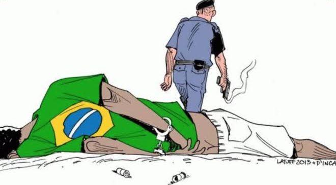 União e resistência negra. Marcelo Barros.
