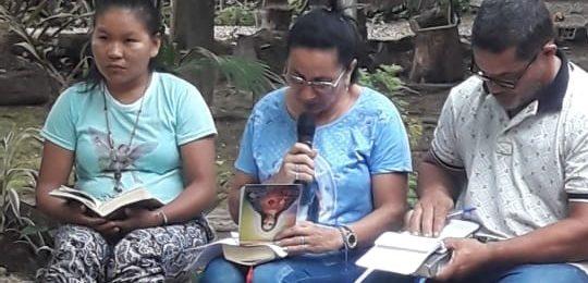"""Retiro em Rondonópolis (MT) reflete sobre """"Casa, Comunidade e Missão"""""""