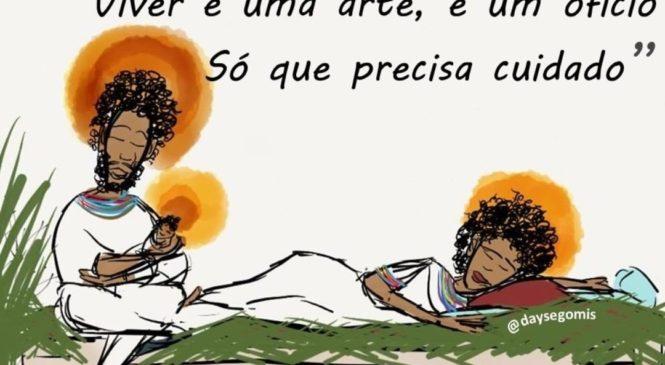 É NATAL: EM BELÉM NASCEU REVOLUÇÃO E ESPERANÇA. Marcos Aurelio Santos