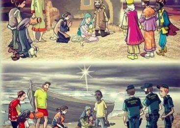 Ele está chegando… Vem Jesus…