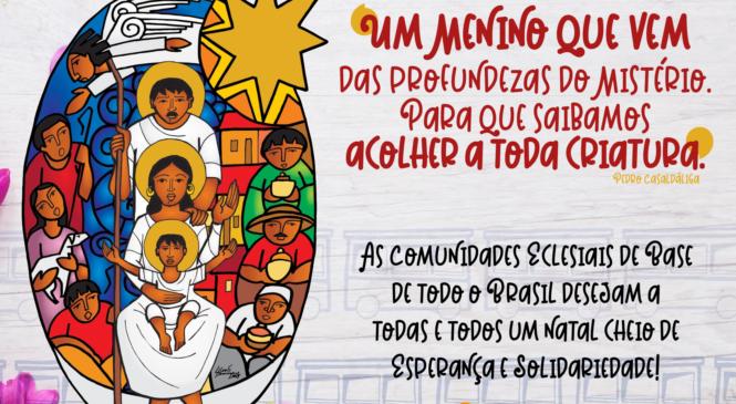Feliz Natal! #CEBsDoBrasil