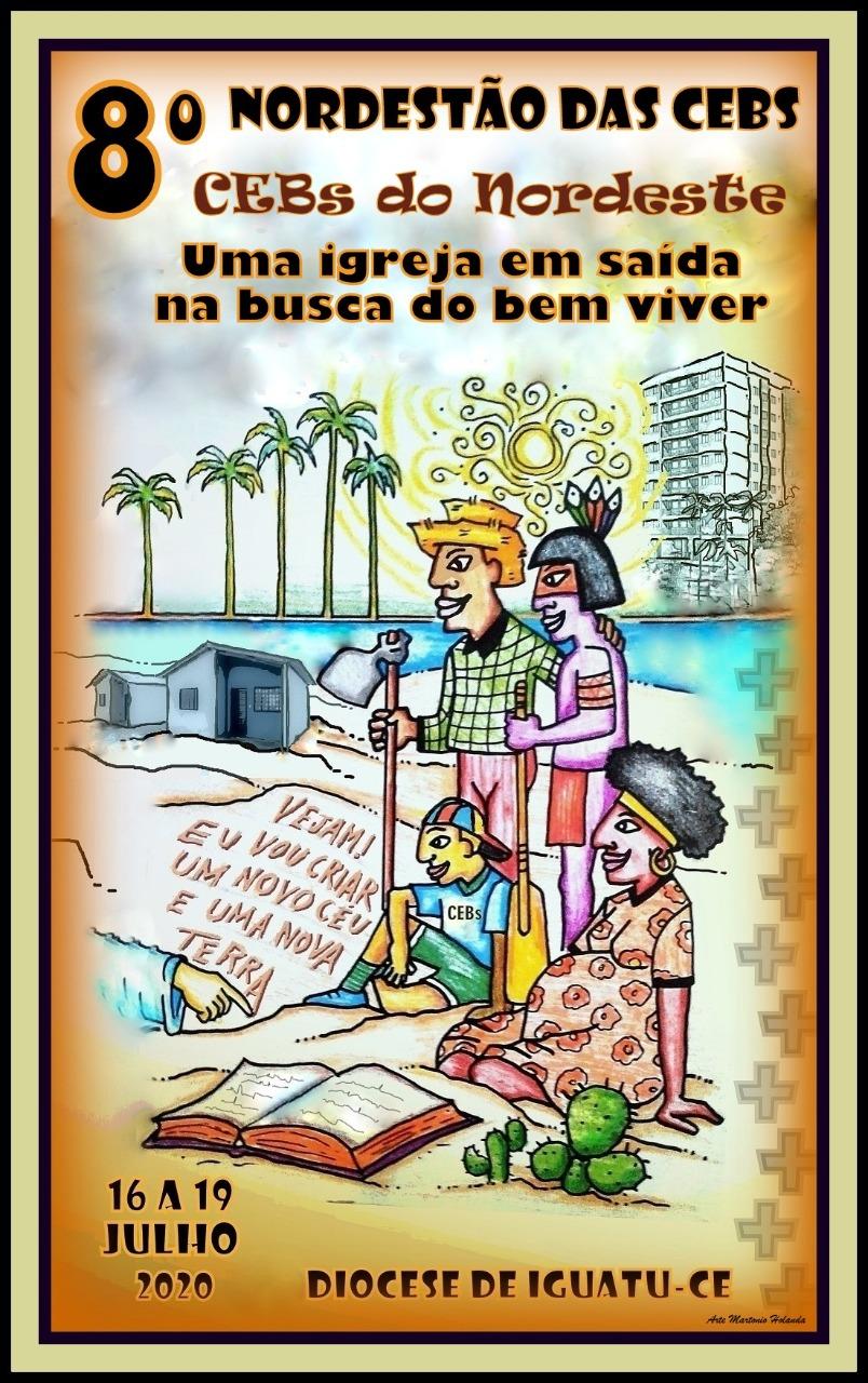 Cebs/Nordeste lança oração oficial do 8° Nordestão das Cebs