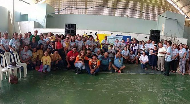 Diocese de Nazaré/PE realiza 23° Natal das Comunidades