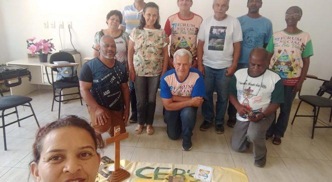 Equipe de coordenação e animação das CEBs de Mariana-MG se reúne em Itabirito