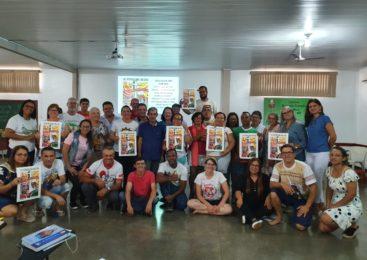 Ampliada das CEBs/MT define detalhes de Encontro Regional e apresenta cartaz do Intereclesial à comunidade