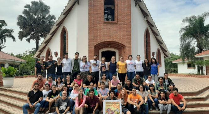 2º dia de Encontro Latino-americano de Juventudes das CEBs