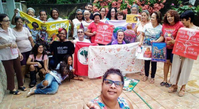 """CEBs de Itabira/Cel Fabriano: """"Por uma Igreja com rosto Amazônico, pobre e servidora, profética e samaritana"""""""