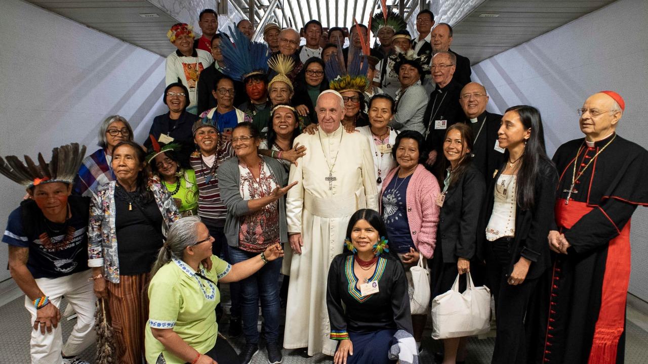REPAM lança a Versão Popular de Querida Amazônia