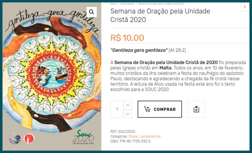 Cartaz SOUC 2020 / Lílian Santos Gomes