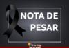 NOTA DE PESAR – Gunar Rodrigues de Macedo