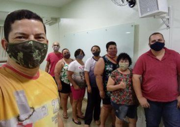 Equipe Diocesana das CEBs se reúne em Rondonópolis