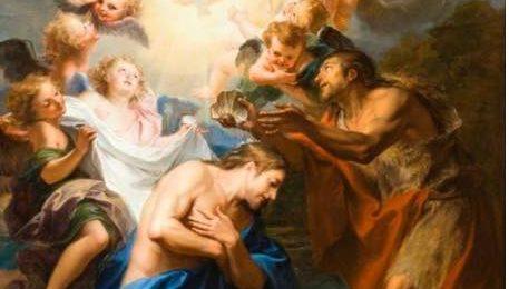 Reflexões da Palavra | Festa do Batismo do Senhor – Ano B
