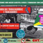 30ª Romaria (Virtual) das Trabalhadoras e dos Trabalhadores – A Romaria faz parte da vida do Povo de Deus