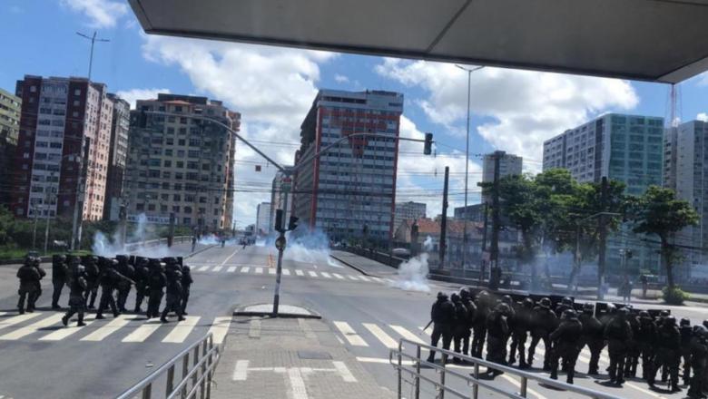 NOTA CONJUNTA – Indignação e Repúdio diante da violência perpetrada por integrantes da Polícia Militar de Pernambuco