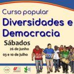 Curso Popular – DIVERSIDADES E DEMOCRACIA