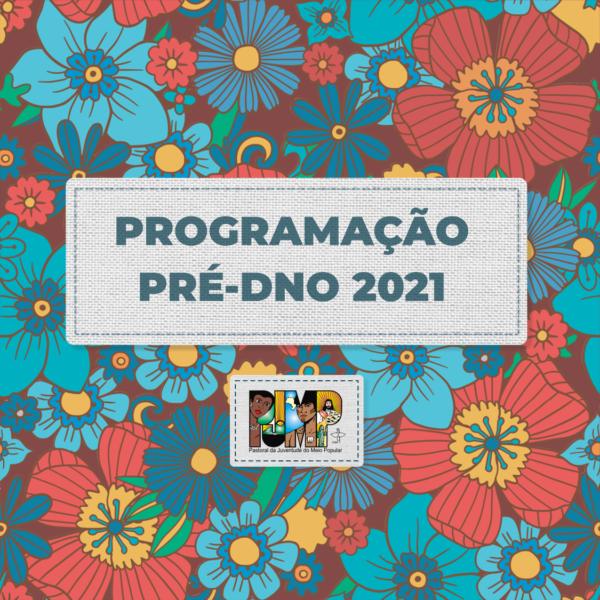 PJMP LANÇA PRÉ-PROGRAMAÇÃO DOS 43 ANOS DE ORGANIZAÇÃO PASTORAL