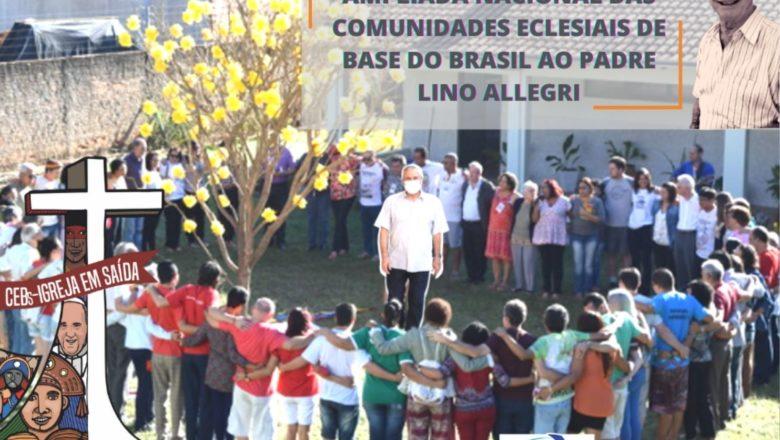 NOTA DE SOLIDARIEDADE DA CEBs DO BRASIL AO PADRE LINO ALLEGRI