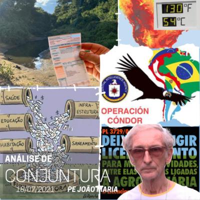 DA CRISE HÍDRICA NO BRASIL À CRISE DE ALIMENTOS EM CUBA: O QUE ESTÁ EM JOGO?