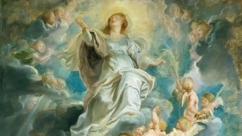 Reflexões da Palavra   Solenidade da Assunção de Nossa Senhora