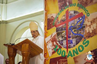 Rumo ao Centenário, Diocese de Rio Branco se Prepara para o Intereclesial