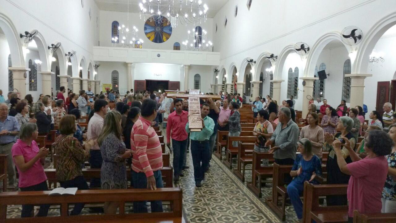Os Ícones do 14º Intereclesial já estão na Arquidiocese de Londrina!
