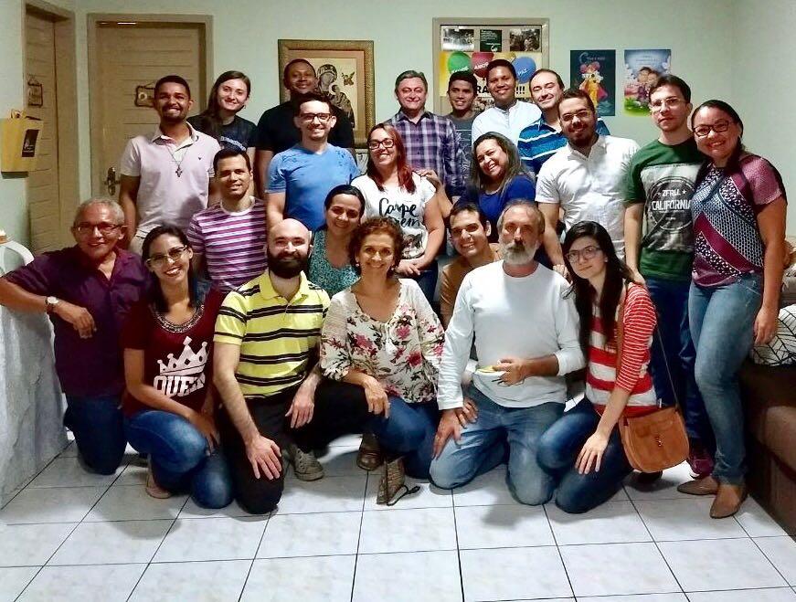 Diversidade Cristã em Teresina -Vivendo a dignidade de filhos e filhas  de Deus